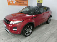 Red Range Rover Evoque 2.2SD4 4X4 ***FROM £624 PER MONTH***