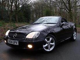 2004 04 Mercedes-Benz SLK320 3.2 Auto CONVERTIBLE..STUNNING CONDITION!!