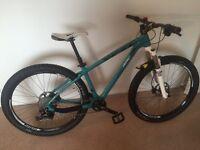 Yeti arc Carbon small 650b mountain bike
