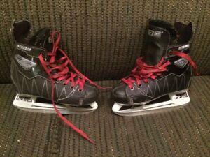 Size 2 CCM Kids Hockey Skates