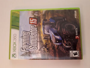 Farming Simulator 15 (XBOX 360, version française)