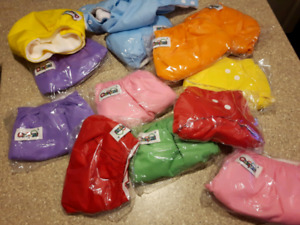 $ 3 each New - Cheap Washable/Reusable Diapers