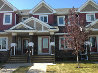 Glenridding Heights SW Edmonton 3 Bdrm townhouse for rent