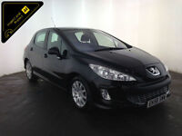 2008 58 PEUGEOT 308 SE AUTOMATIC SERVICE HISTORY FINANCE PX WELCOME