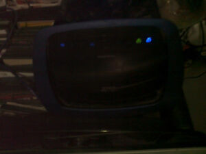 Linksys E3000 Router