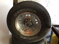 Nokian tires and rims