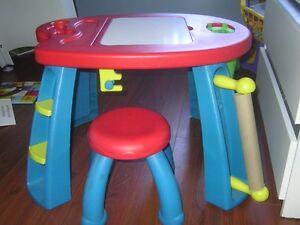Table de Bricolage Step 2