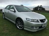 Honda Accord Vtec Type S Saloon 2.0 Automatic Petrol