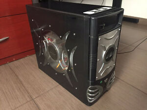 Desktop tower for sale, custom made with XBLADE case