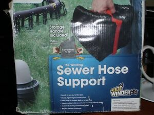 Sewer Hose Support (REDUCED)
