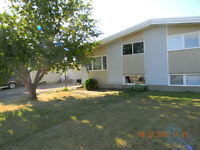 South Side Lethbridge, AB Duplex to trade for Peterborough Place