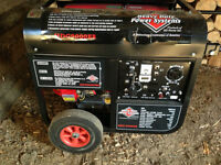 New Gasoline Generator 9000W w Elec.and Remote Start HDG9000E