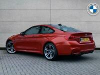 2017 BMW M4 M4 Coupe Coupe Petrol Automatic