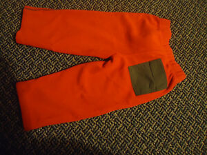 Boys Size 2 Red Fleece Joggers by GAP Kingston Kingston Area image 2