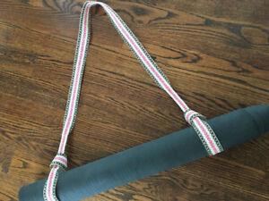 LuluLemon Pink Yoga Mat