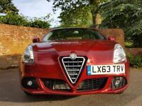 Alfa Romeo Giulietta 1.4 T LUSSO 120BHP