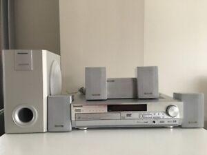 Panasonic Home Theater Sound System (Model: SA-HT75)