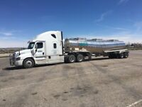 Class 1 Driver Required For Tank Trailer Long Haul