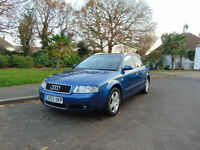 Lovely 2003 Audi A4 Avant 2.0 FSI SE Cambelt Replaced Full Service History