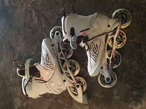Women size 8 rollerblades for sale