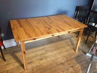 IKEA extendable Kitchen/Dining Table