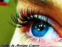 Summer eyelash extension special - limited time offer !