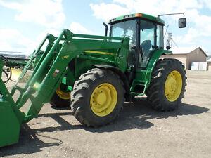 1998 7810 John Deere tractor