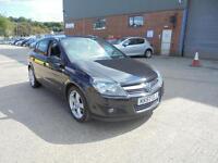 Vauxhall Astra 1.8 16V SRI 5 DOOR - 2008 57-REG - 11 MONTHS MOT