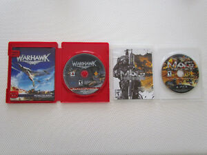 WarHawk PS3 Video Game For Sale Cornwall Ontario image 2