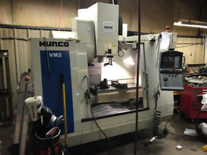 2006 Hurco VM-2  Vertical Machining Center (#3036)