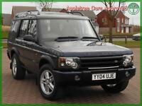 2004 (04) Land Rover Discovery 2.5 Td5 Landmark Automatic 7 Seater