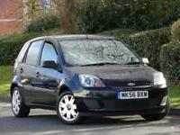 Ford Fiesta 1.4 2007 Style Climate +1 LADY OWNER + 8 SERVICE STAMPS
