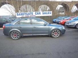 Audi A4 1.9TDI 130 2002MY quattro SE