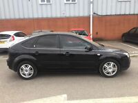 2005 Ford Focus 1,6 litre 5dr automatic 65000 miles 1 owner