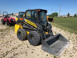 Skid Steer | Find Heavy Equipment Near Me in Manitoba