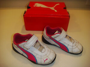 Toddler Size 6 Puma Shoes