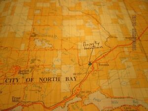 20 Acres Residential Land off HWY 63 Close to North Bay