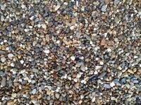 Mixed Country Pebbles for Garden Landscaping 0.5 te