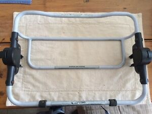 Uppababy stroller adapter for Peg Perego car seat