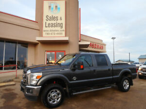 2016 Ford F-350 XLT/LEATHER/Diesel NO CREDIT CHECK FINANCING