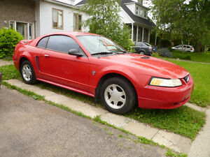 1999 Ford Mustang 35e Anniversaire