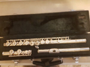 Flute still in very good condition