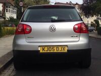 Volkswage Golf 1.6 All services with VW . GOOOOD CONDITION