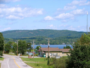 1 Acre of Land Overlooking beautiful Lac Ste Marie