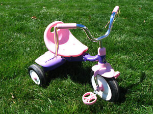 Little Miss Flyer Girl's Tricycle