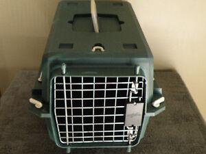 Pet Carrier & Litter Box