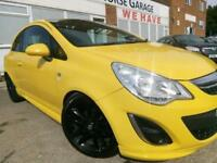 2012 Vauxhall Corsa 1.2 i 16v Limited Edition 3dr (a/c)