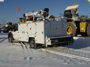 2012 Ford F-550 XLT Fully tooled Service/ Mechanics truck
