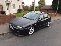 Seat leon 1.8 20v Turbo modified