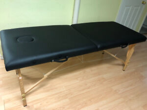 Portable MassageTable / Bed with Accessories